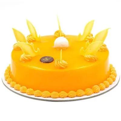 Regular Mango Cake