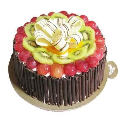 Divine Flavor Fruit Cake