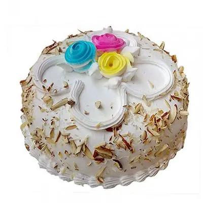 Italian Almonds Cake