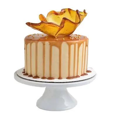 Caramel Cream Cheese Cake