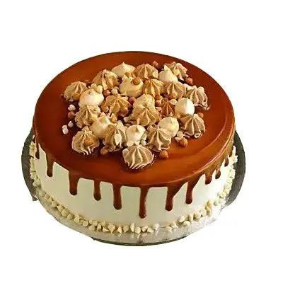 Elegance Caramel Cake