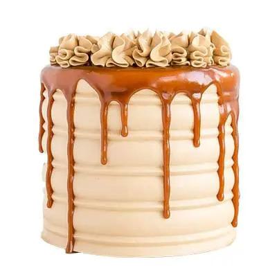Regular Caramel Cake