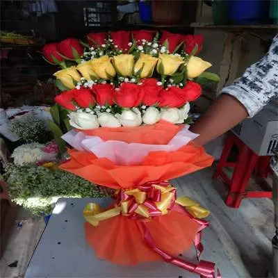 Awesome Rose Flower Bouquet