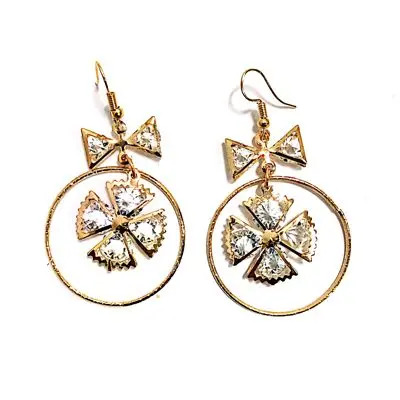 Round Shape Earring