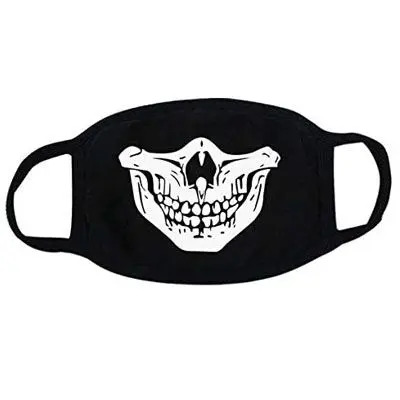 Teeth Pattern Unisex Mask