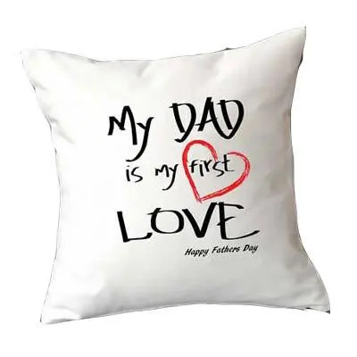 Love Cushion for Father