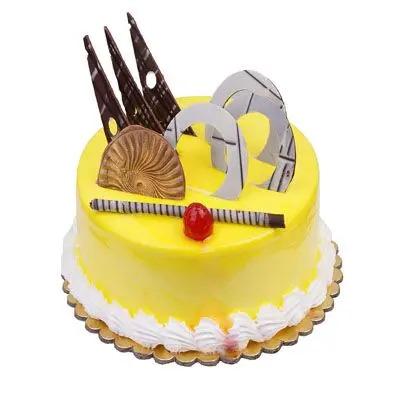 Exquisite Pineapple Cake