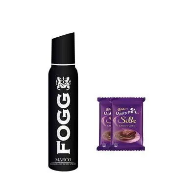 Fogg Deo with Silk