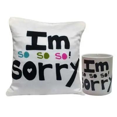 I am so sorry Mug & Cushion