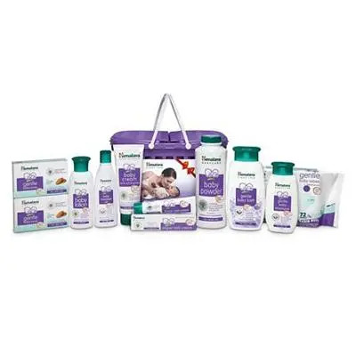 Himalaya Happy Baby Gift Pack of 9