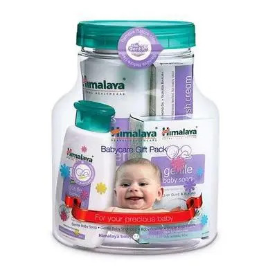 Himalaya Baby Care Gift Jar Pack
