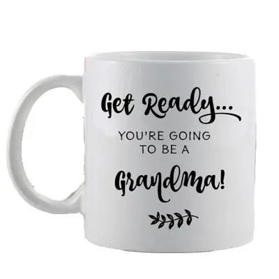 Youre Going to Be A Grandma Mug