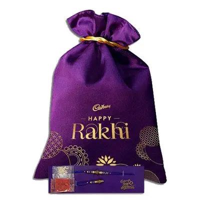 Raksha Bandhan Special Potli with Rakhi