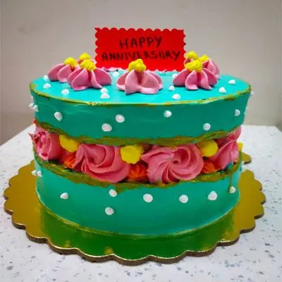 Any Flavor Cake