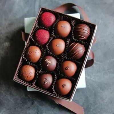 Choco Laddu Box