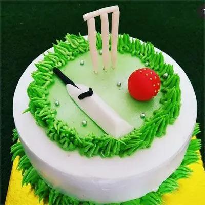 Cake for Cricket Lover