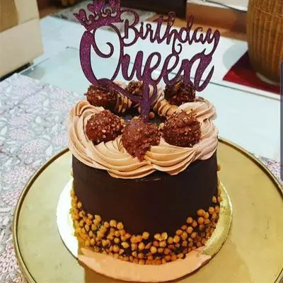 Cake for your Queen
