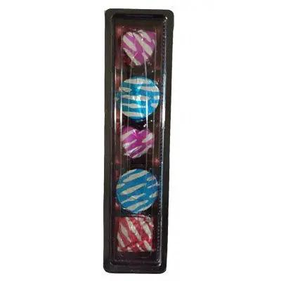 Multi Color Chocolate Box