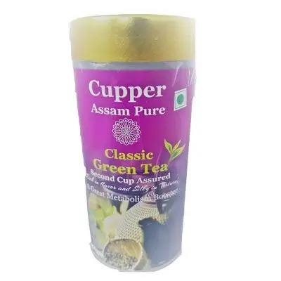 Assam Pure Classic Organic Green Tea
