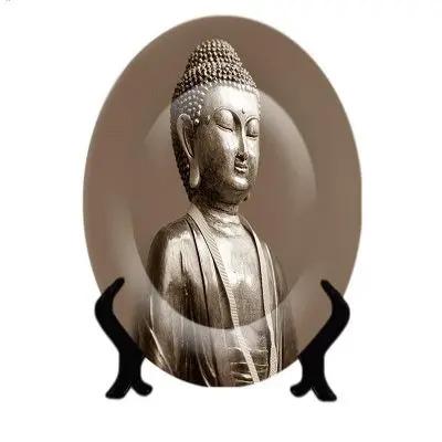 Buddha Designer Plate