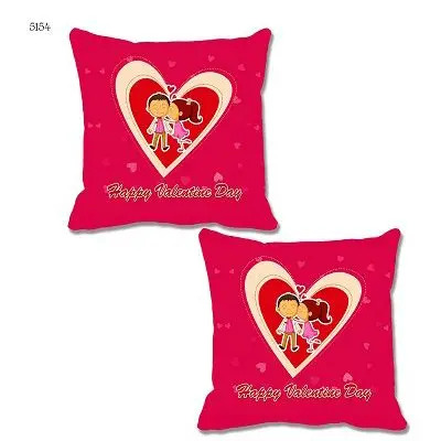 Heart Sign Cushion Cover