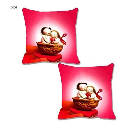 Red Love Cushion Cover