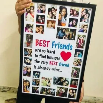 Photo Frame Best Friend