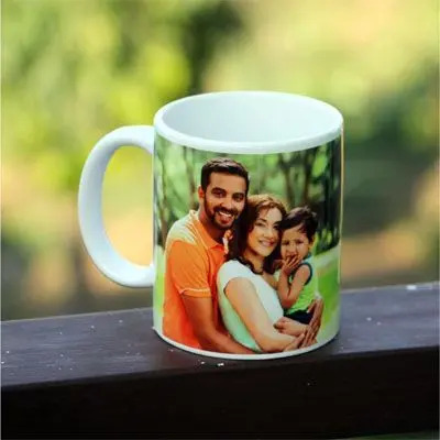 3 Pic Customized Coffee Cup