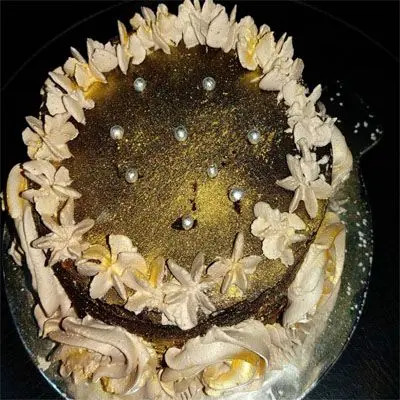 Truffle Cake for Birthday