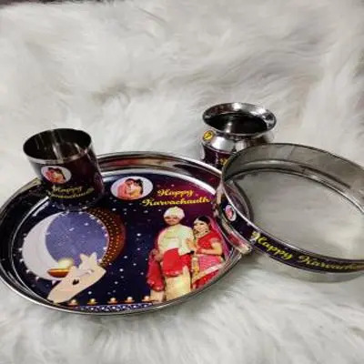 Personalized Thali