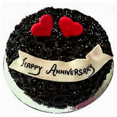 Special Anniversary Chocolate Cake
