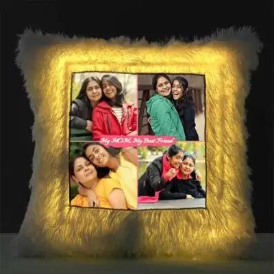 Gift Personalized LED Cushion