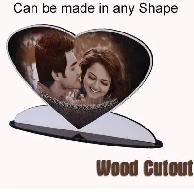 Wooden Cutout