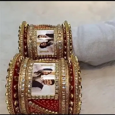 Personalized Karwa Chauth Chura