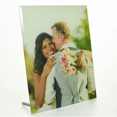 Personalized Glass Photo Frame