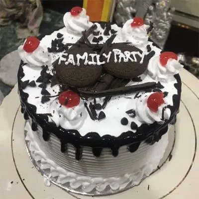 Black Forest Party Cake