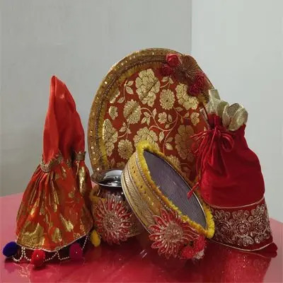 Karwa Chauth Gift Set for Wife