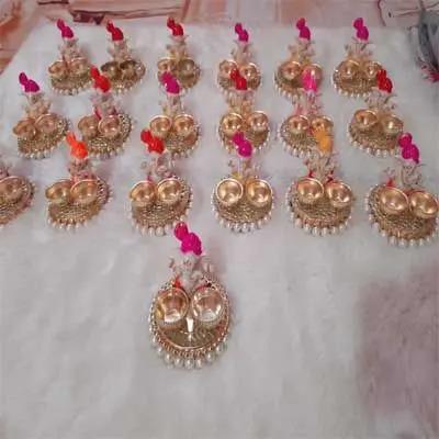 Roli & Rice Platter with Ganesha