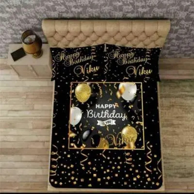 Personalized Bed Sheet E2013