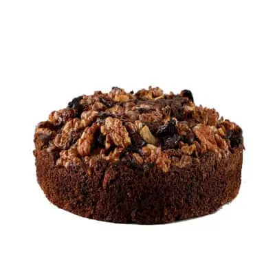 Dry Cake With Dates & Walnuts