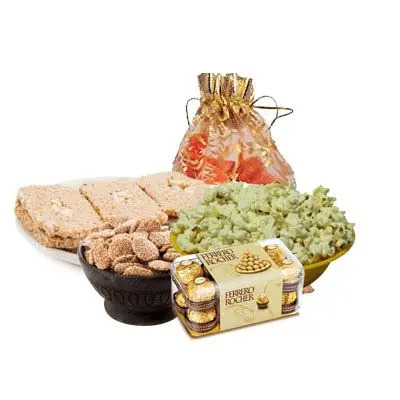 Lohri Special Gift Hamper with Ferrero