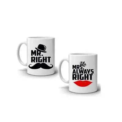 Valentine Couple Coffee Mug