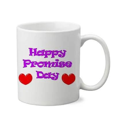 Happy Promise Day Mug