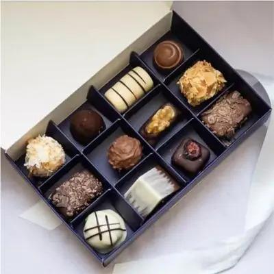 The Spectrum Box Chocolates