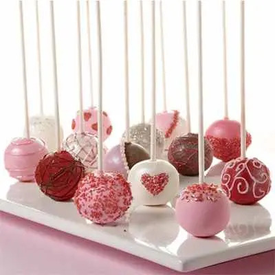 Pink Lovelies Chocolate Basket