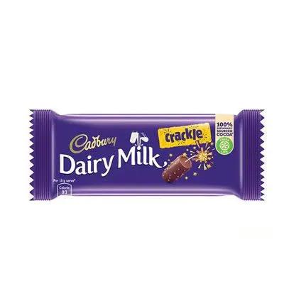 Cadbury Dairy Milk Crackle Chocolate