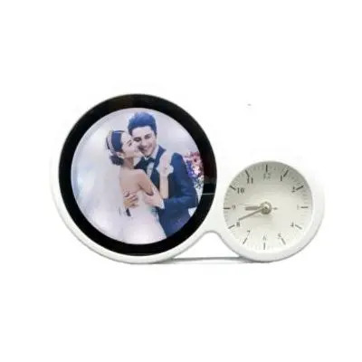 Personalized Magic Mirror with Clock