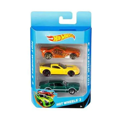 Hot Wheels 3 Car Gift Pack