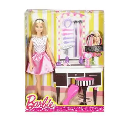 Barbie Deluxe Hair