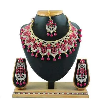 Pink Diva Beautiful Jewellery Sets